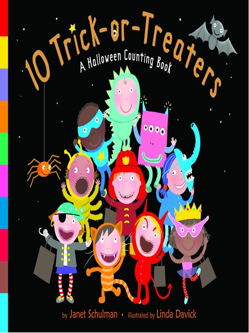 Title details for 10 Trick-or-Treaters by Janet Schulman - Wait list