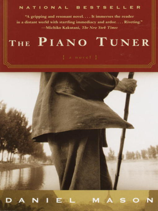 Title details for The Piano Tuner by Daniel Mason - Wait list
