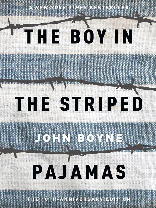 Title details for The Boy in the Striped Pajamas by John Boyne - Wait list