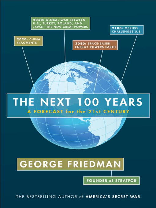 Cover of The Next 100 Years