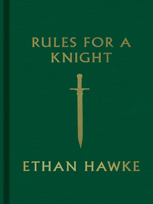 Cover of Rules for a Knight