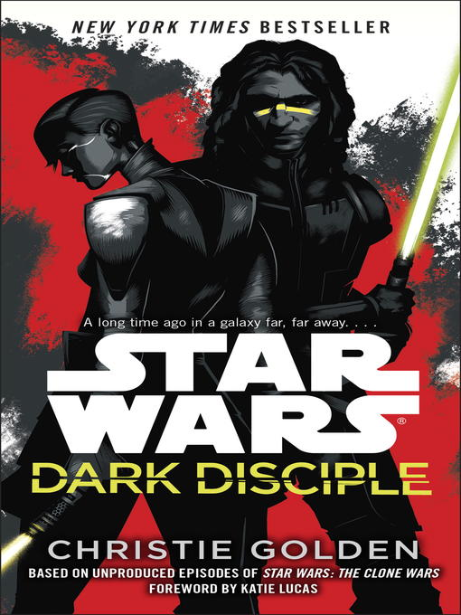 Title details for Dark Disciple by Christie Golden - Wait list
