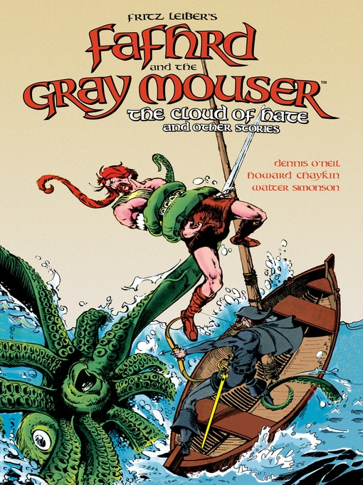 Title details for Fritz Leiber's Fafhrd and the Gray Mouser by Various - Available