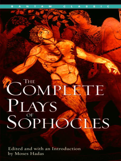 the secret sickness in the plays oedipus the king by sophocles and suddenly last summer by tennessee