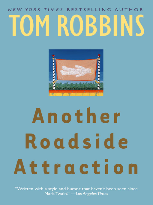 Cover of Another Roadside Attraction