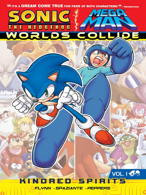 Title details for Sonic / Mega Man: Worlds Collide 1 by Sonic / Mega Man Scribes - Wait list