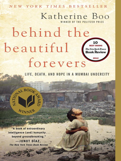 Behind the Beautiful Forevers Book Cover