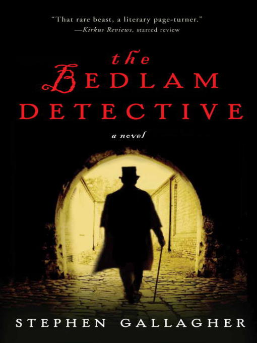 Title details for The Bedlam Detective by Stephen Gallagher - Available