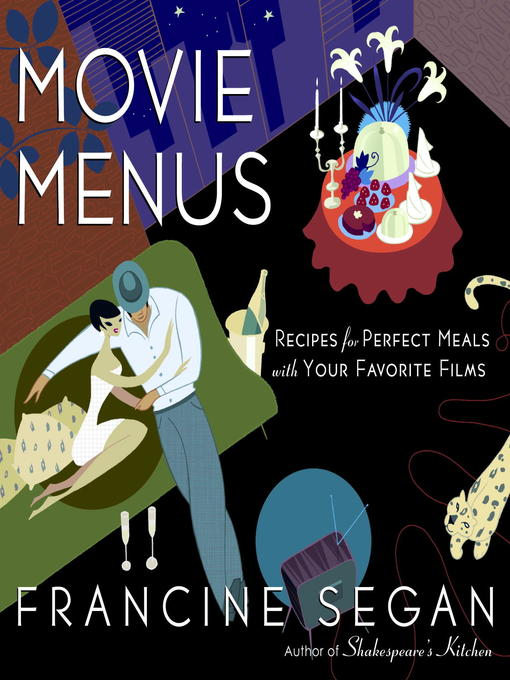 Title details for Movie Menus by Francine Segan - Available