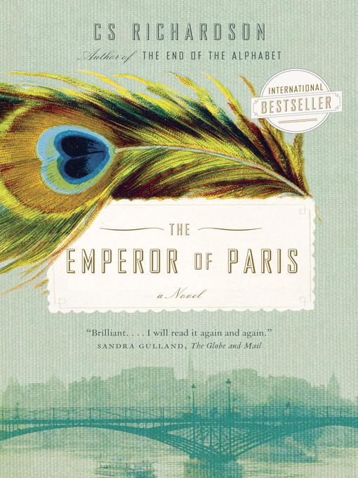 Title details for The Emperor of Paris by CS Richardson - Available