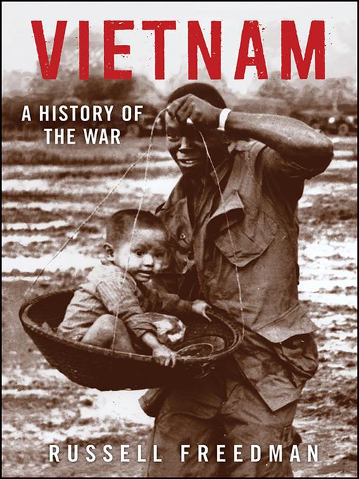 Title details for Vietnam by Russell Freedman - Wait list