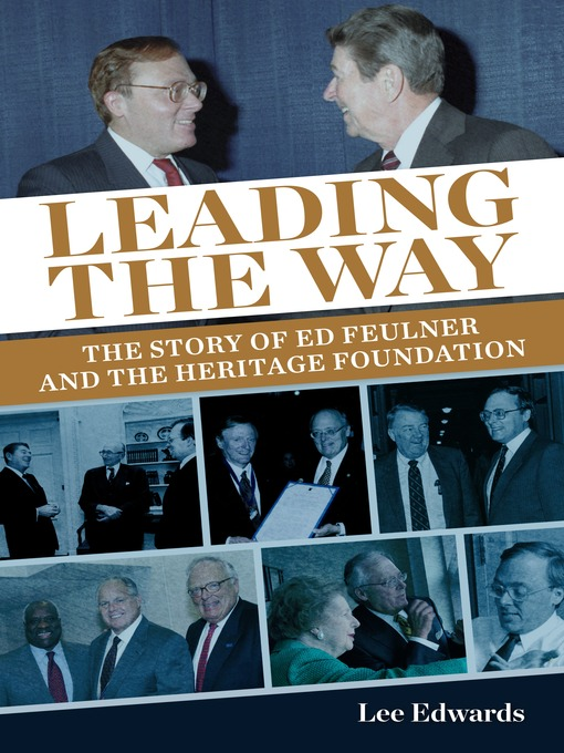 Cover of Leading the Way