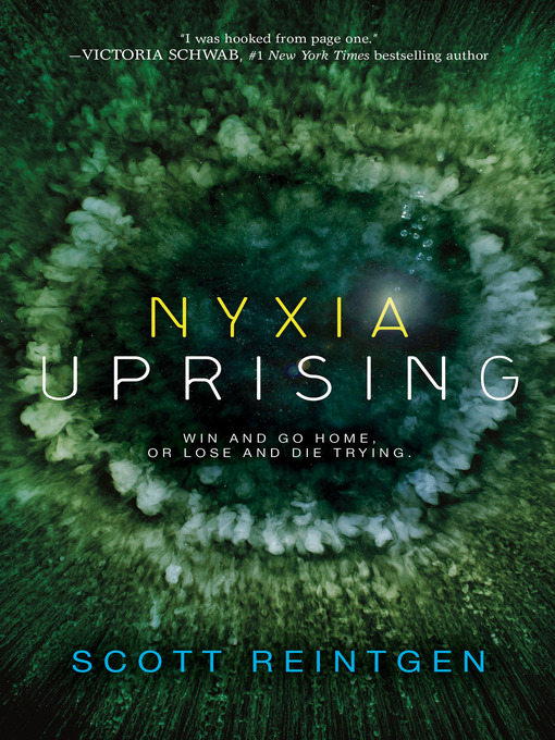Title details for Nyxia Uprising by Scott Reintgen - Wait list