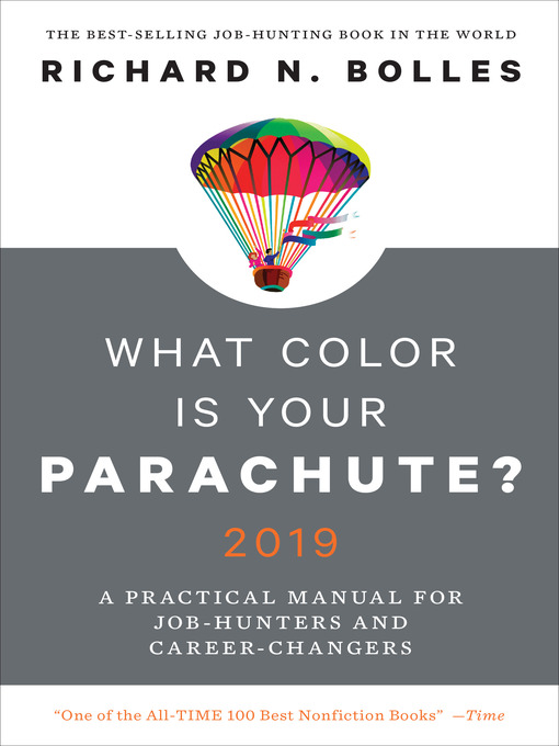 Title details for What Color Is Your Parachute? 2019 by Richard N. Bolles - Available