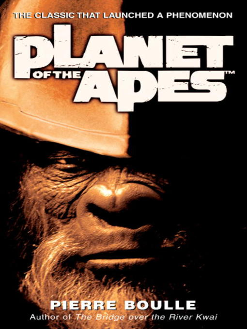 Title details for Planet of the Apes by Pierre Boulle - Wait list