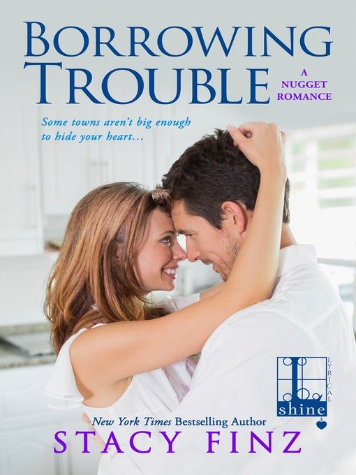 Title details for Borrowing Trouble by Stacy Finz - Wait list