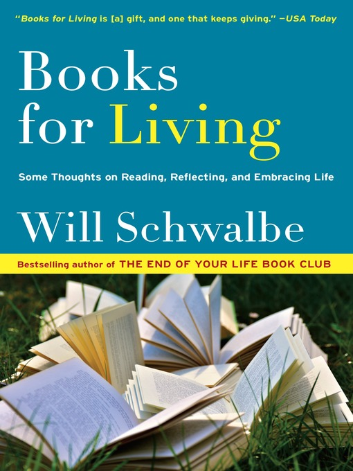Title details for Books for Living by Will Schwalbe - Available