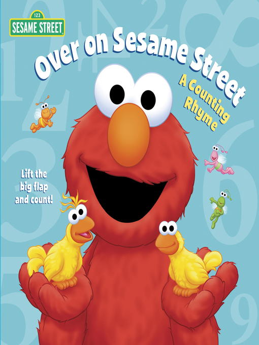 Title details for Over on Sesame Street by Naomi Kleinberg - Available