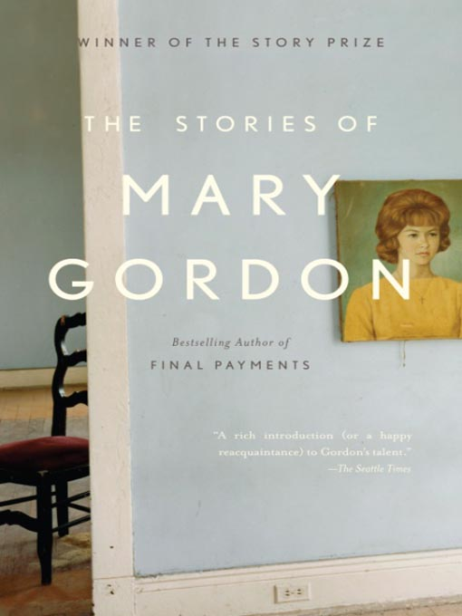 Cover of The Stories of Mary Gordon
