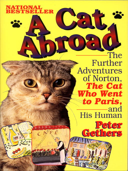 Cover of A Cat Abroad