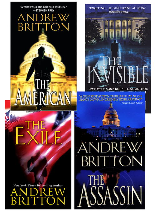 Title details for Andrew Britton Bundle by Andrew Britton - Available