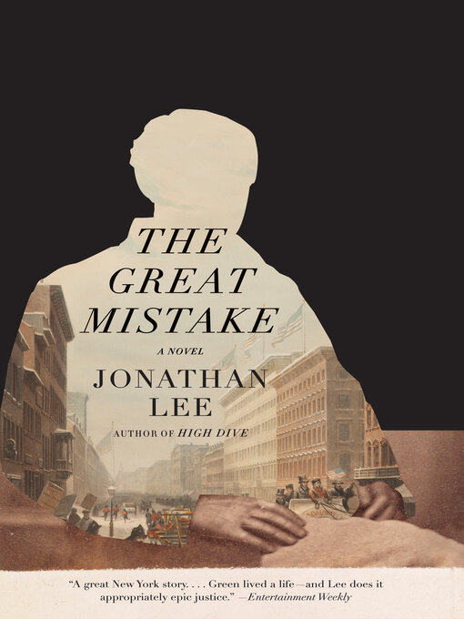 Title details for The Great Mistake by Jonathan Lee - Wait list