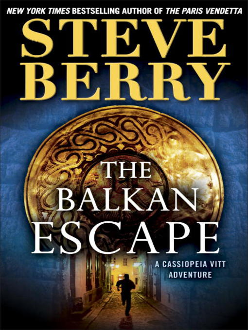 Cover of The Balkan Escape