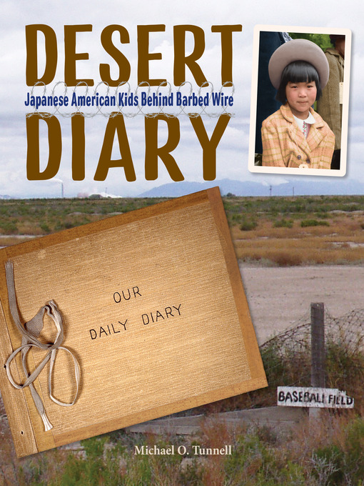 Title details for Desert Diary by Michael O. Tunnell - Available