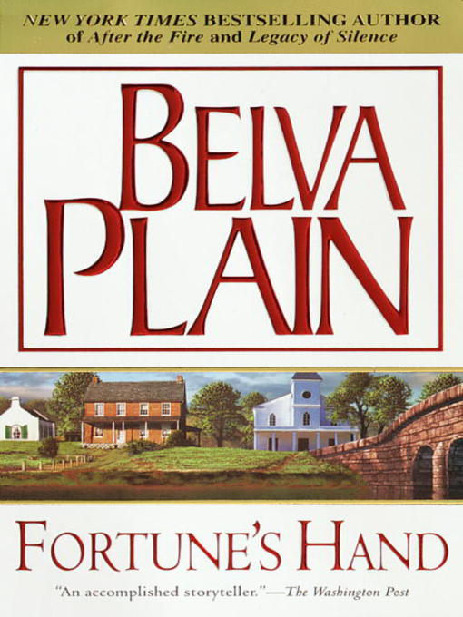 Title details for Fortune's Hand by Belva Plain - Available