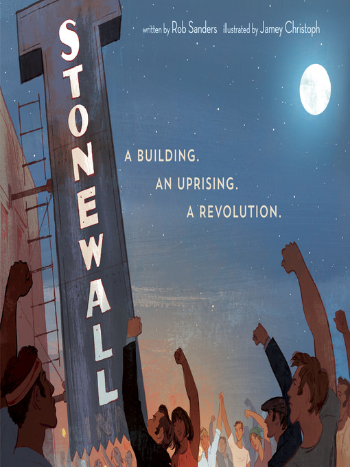 Title details for Stonewall by Rob Sanders - Wait list