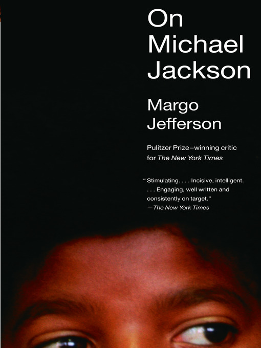 Title details for On Michael Jackson by Margo Jefferson - Available