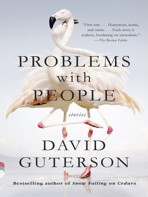 Title details for Problems with People by David Guterson - Available
