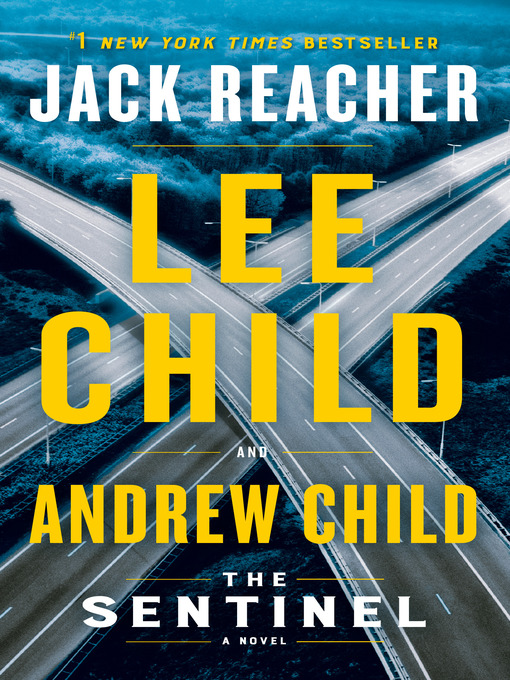 Title details for The Sentinel by Lee Child - Wait list