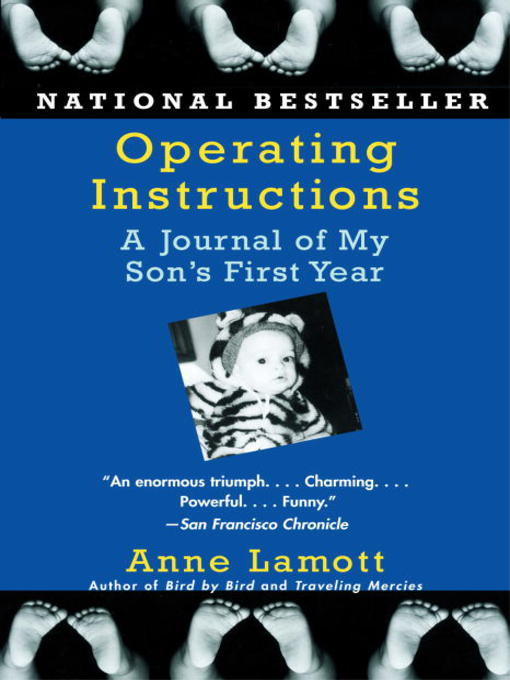 Title details for Operating Instructions by Anne Lamott - Available