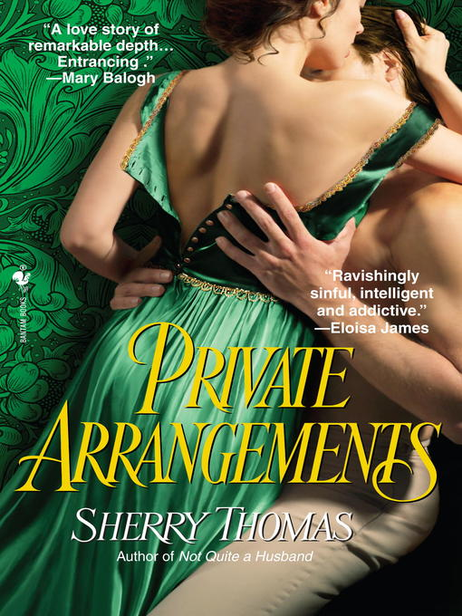Title details for Private Arrangements by Sherry Thomas - Available