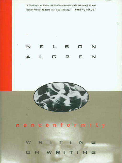 Cover image for Nonconformity