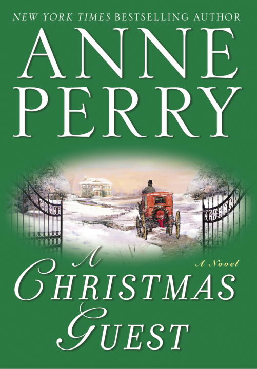 Title details for A Christmas Guest by Anne Perry - Available