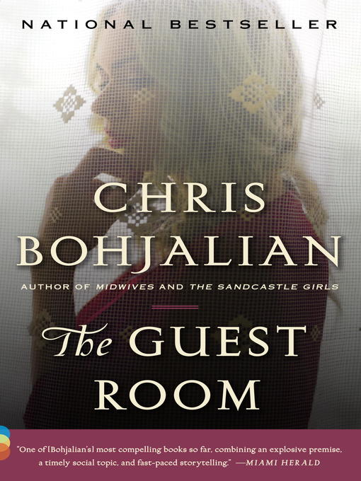 Cover of The Guest Room