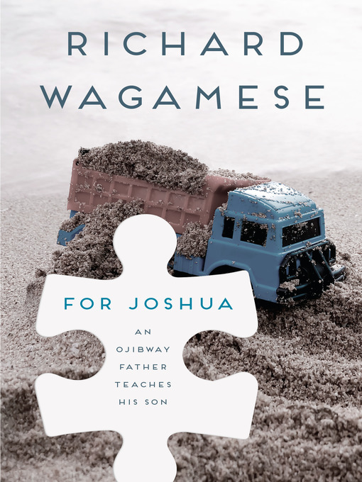 Title details for For Joshua by Richard Wagamese - Wait list