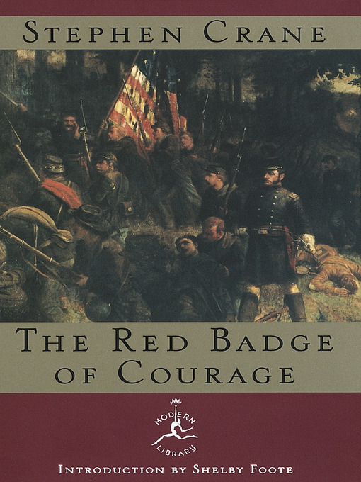 an analysis of henry flemings character in the red badge of courage by stephen crane