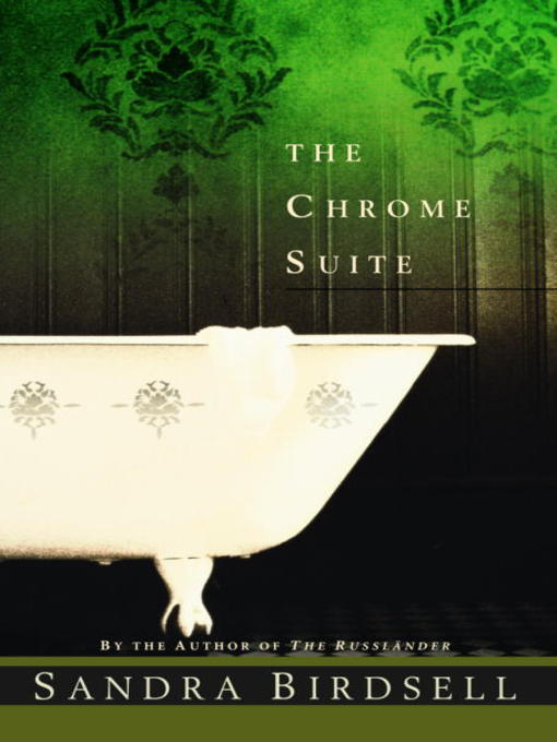 Cover of The Chrome Suite