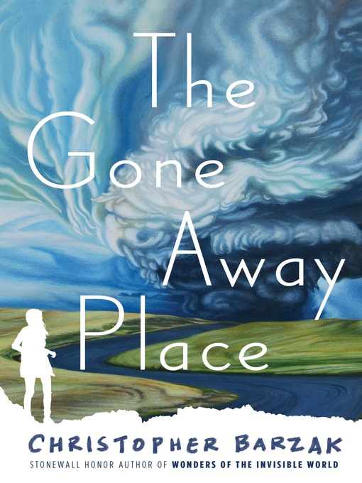 Cover of The Gone Away Place
