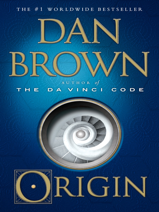 Title details for Origin by Dan Brown - Wait list