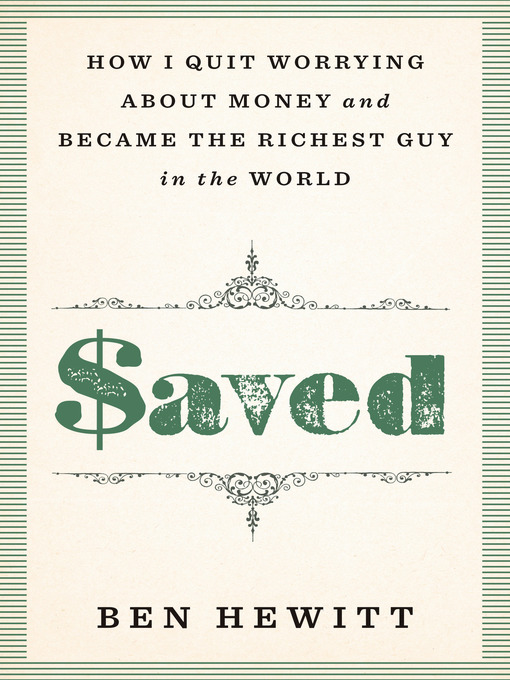 Title details for Saved by Ben Hewitt - Available