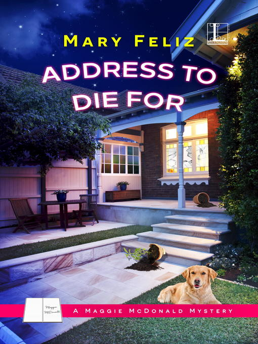 Cover of Address to Die For
