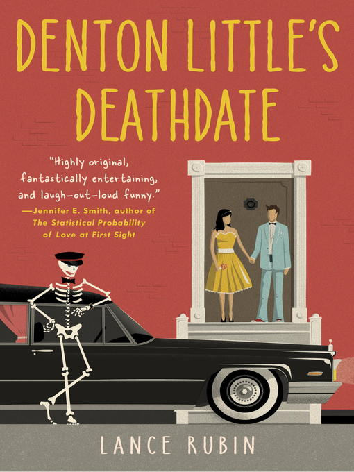 Cover of Denton Little's Deathdate