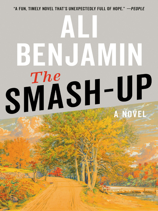 Title details for The Smash-Up by Ali Benjamin - Available