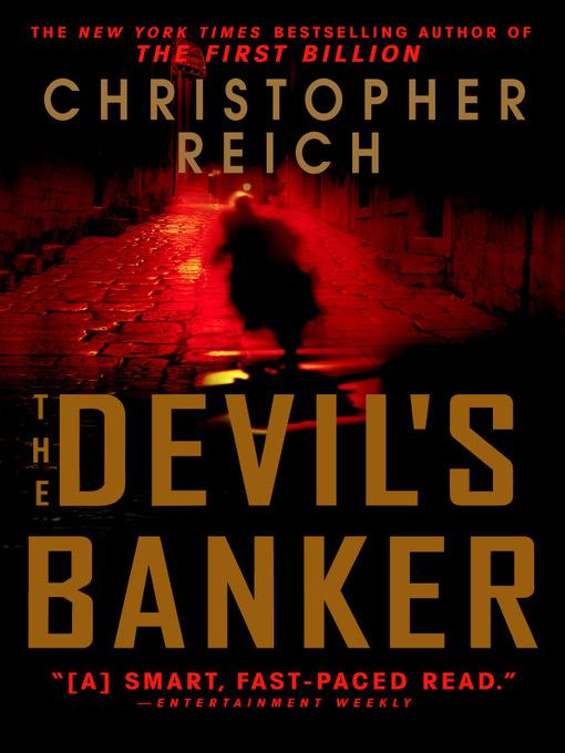 Title details for The Devil's Banker by Christopher Reich - Wait list
