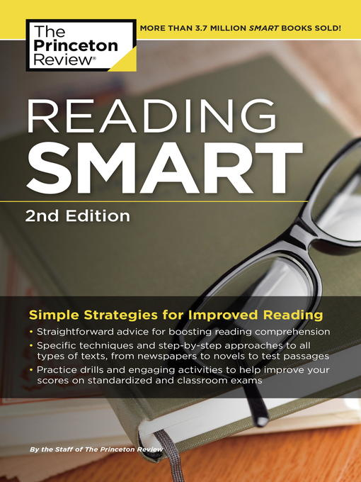 Title details for Reading Smart by The Princeton Review - Available