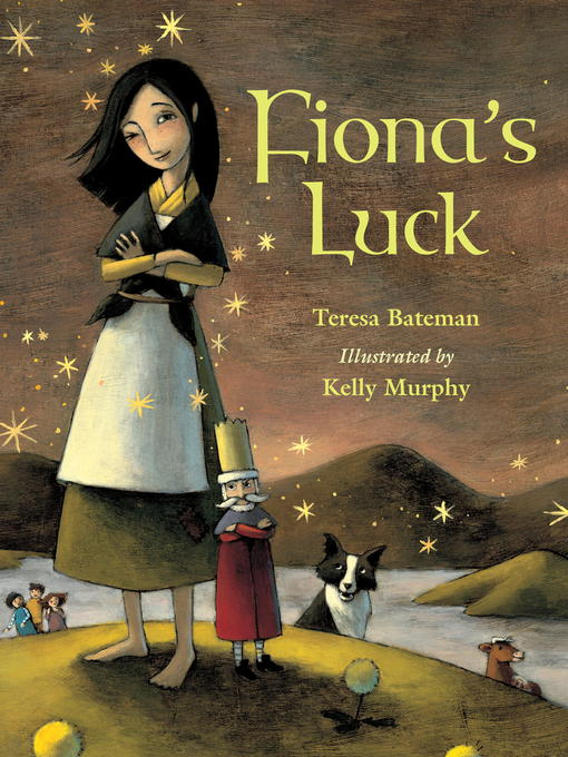 Cover of Fiona's Luck